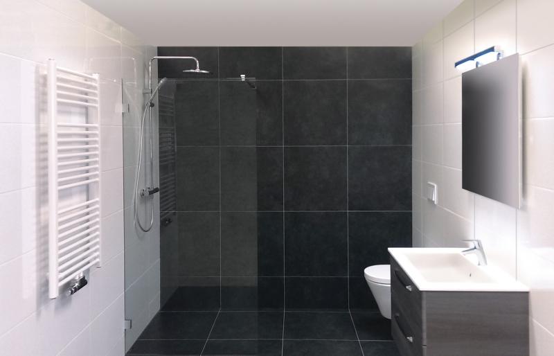 tegels badkamer antraciet  brigee, Meubels Ideeën